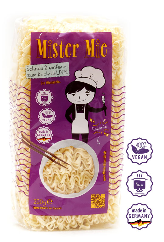 Mister Mie Nudeln